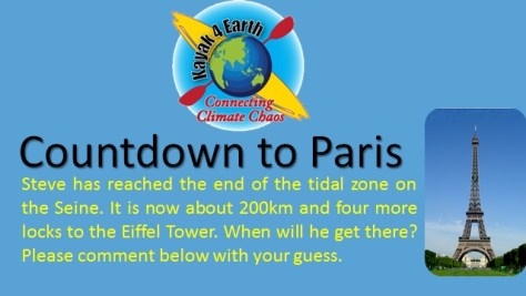 Countdown to Paris