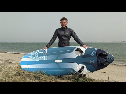 Live Chat Freeride. Setup, tuning and Q&A session featuring the new Starboard Carve (Low Res)