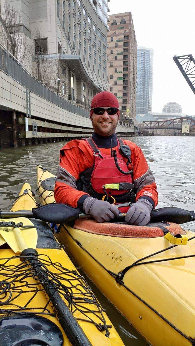kayaking and chicago