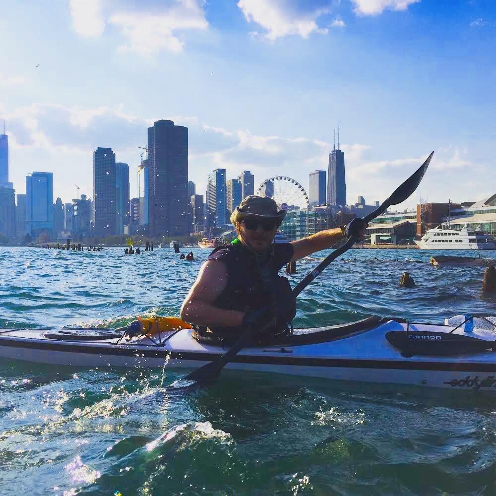 canoe rental chicago
