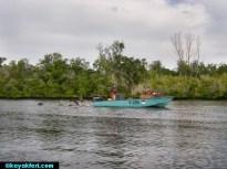 Barron Creek Ferguson River kayakfari 10000 islands everglades ENP airboat trail