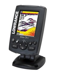 Lowrance Elite 3X Kayak Fish Finder South Africa