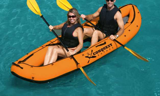 Two Person Inflatable Kayak