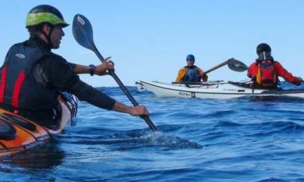 Sea Kayaking  Safety