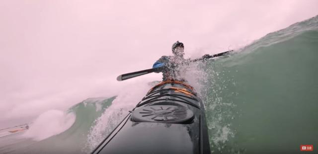 kayak action camera