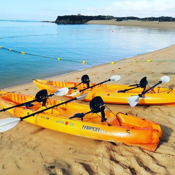 Kayak-Rental