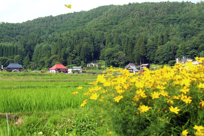 美麻 長野県