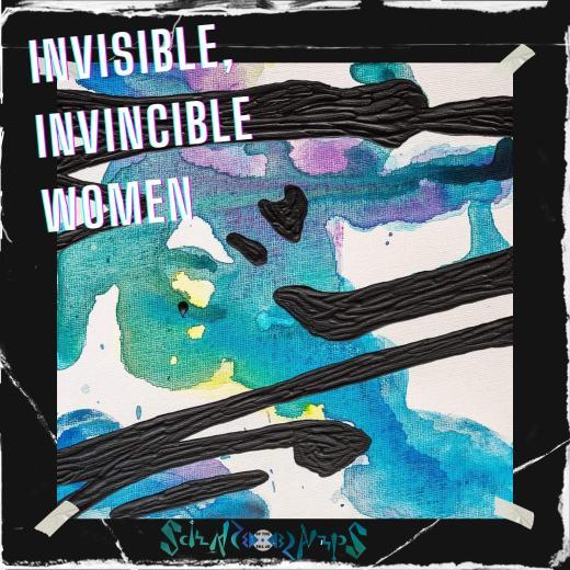 Cover Invisible, Invincible Women