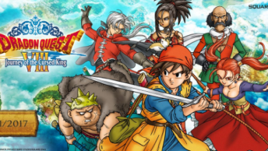 Photo of Dragon Quest VIII débarque sur Nintendo 3DS !