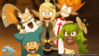 Photo of Wakfu : une date de diffusion pour la saison 3 + un teaser d'une nouvelle série animée Ankama !