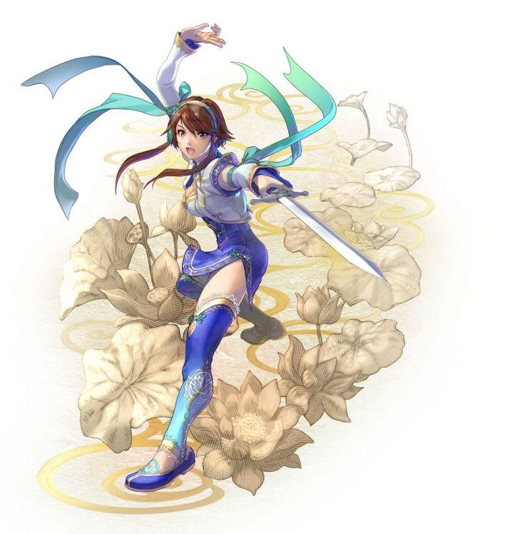 Soul Calibur VI Xianghua