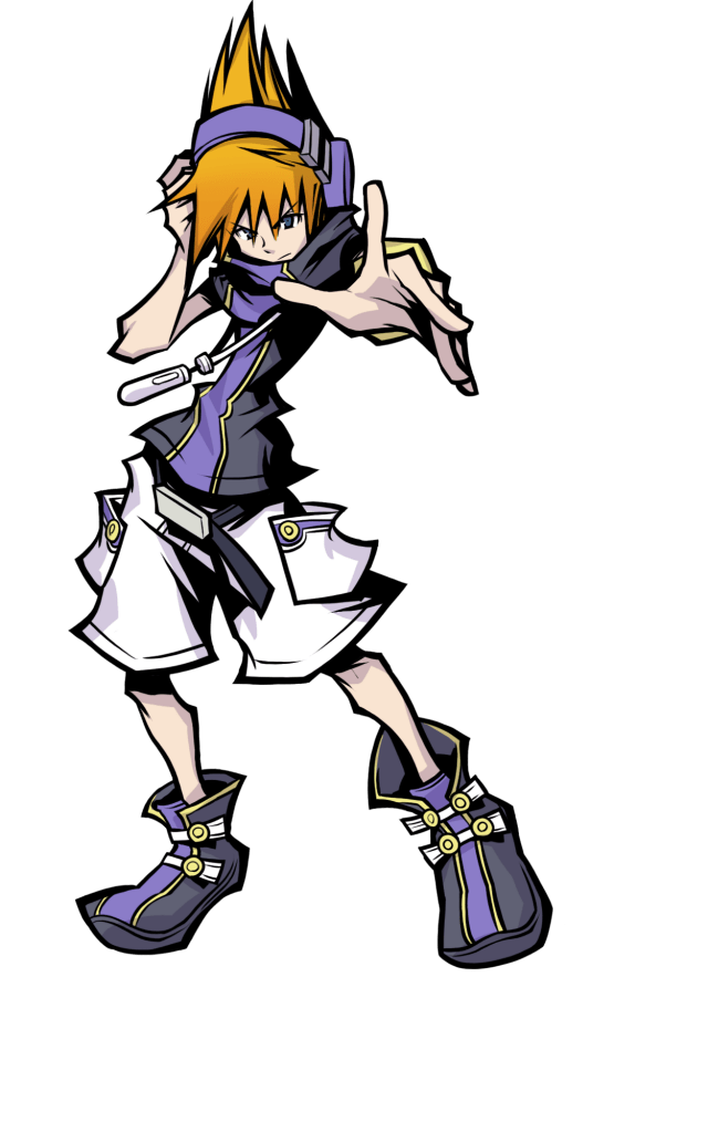 The World Ends With You Neku