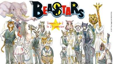 Photo of [Découverte Manga] Beastars – La Ferme se Rebelle