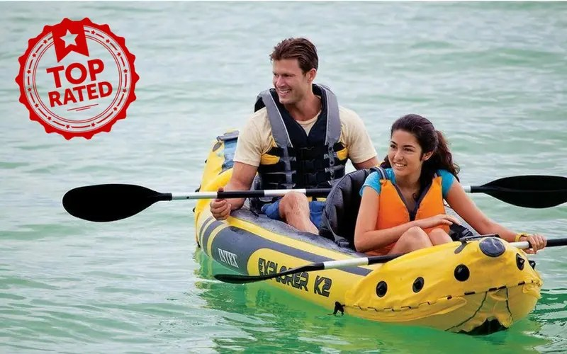 Best Inflatable Kayak Reviews [Updated] - Top 8 for 2019