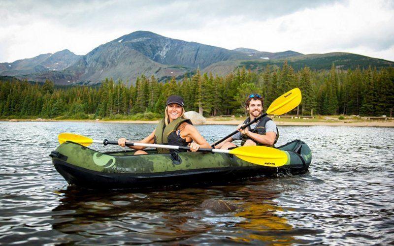 Best tandem kayak for fishing