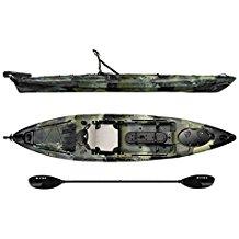 Vibe Kayaks Sea Ghost 130 Angler Kayak
