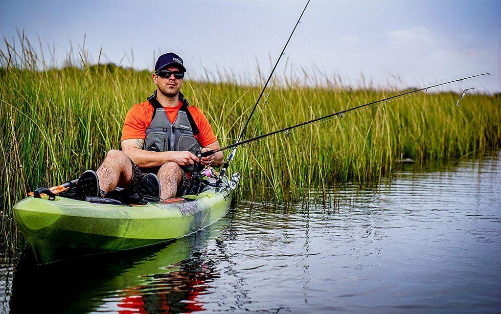 best sit on top fishing kayak