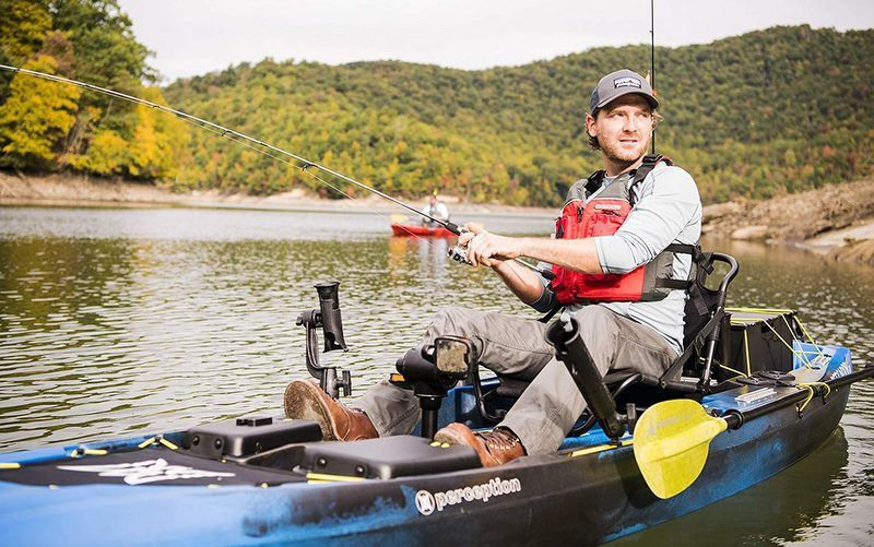 Best Pedal Kayak for Fishing – Top 6 Review for 2018