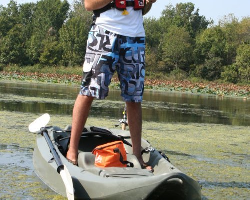 Best Stand Up Kayak For Fishing - Top 5 of the Market for 2019