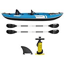 Driftsun Voyager inflatable fishing kayak