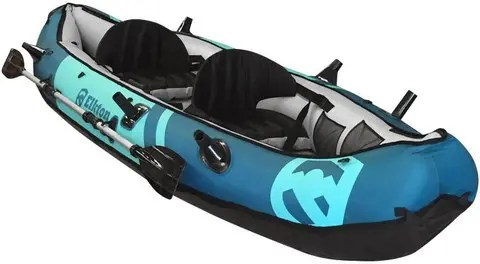 Elkton Outdoors 10′ Foot – Fishing Kayak
