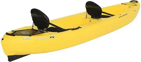 Emotion Spitfire Tandem Sit-On-Top Kayak