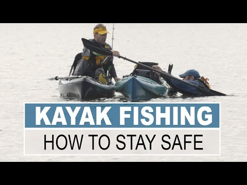 5 Kayak Fishing Safety Rules