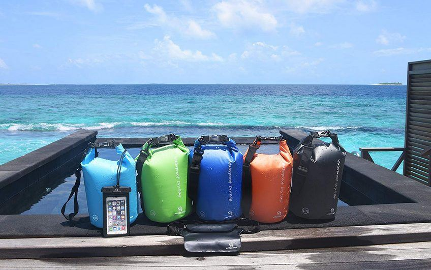 7 Best Kayak Dry Bag – Choose the Best for your Needs!
