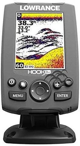 Lowrance 000-12635-001 Hook-3X Sonar