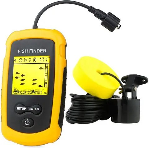 Venterior VT-FF001 Portable Fish Finder