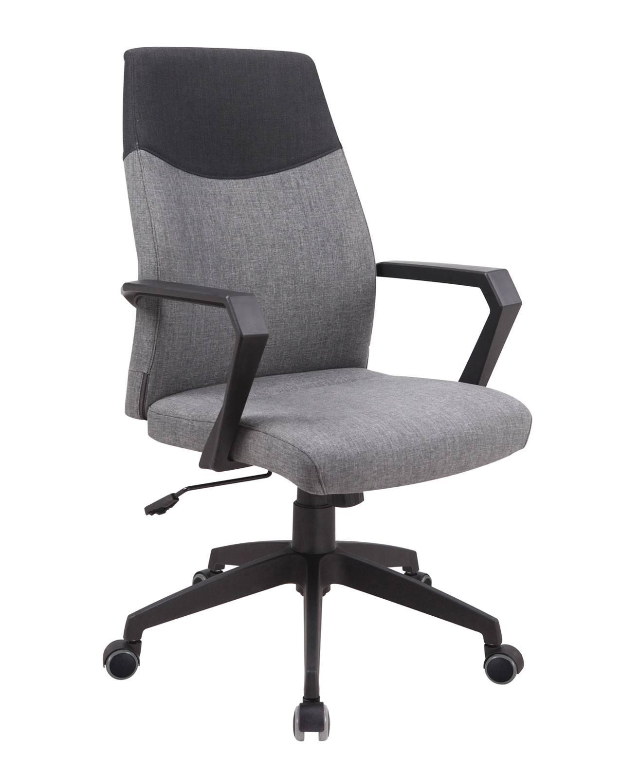 fauteuil de bureau flet confort royal gris
