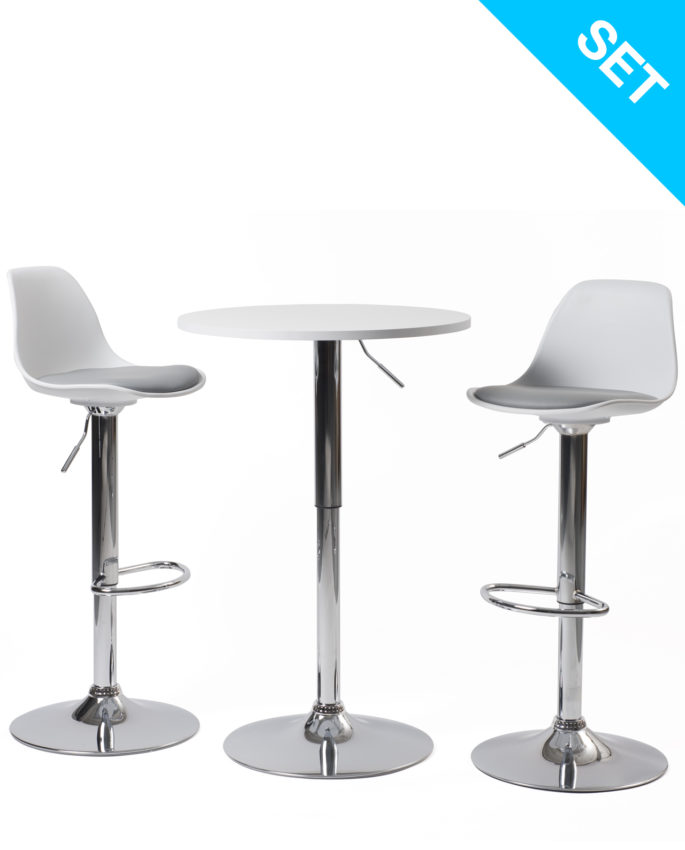 mange debout table de bar seti
