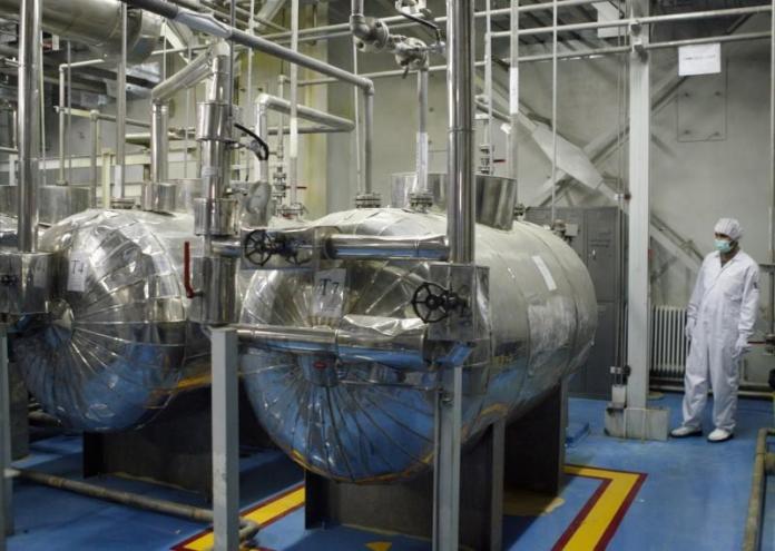 UF6-Facility-ISfahan