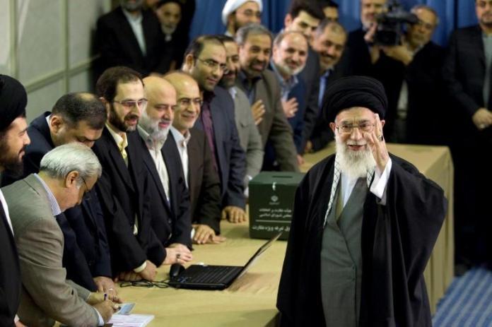 Khamenei-meeting