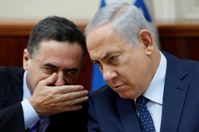 Israeli-Intelligence-Minister-Israel-Katz