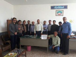 FILE PHOTO: National Teachers Strike, Source: Kayhan London. City of Ilam.