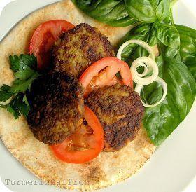 Kotlet: Iranian Ground Meat Patties