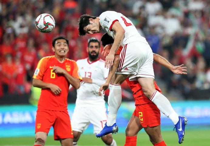Quarter Final - China v Iran REUTERS/Suhaib Salem