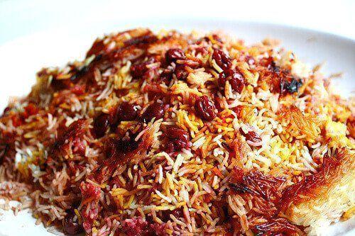 persian-saffron-rice