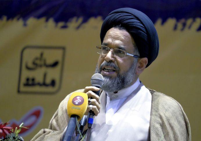 Iran's Minister of Intelligence Mahmoud Alavi. Reuters