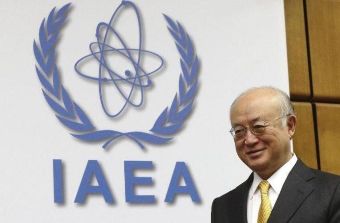 FILE PHOTO: International Atomic Energy Agency (IAEA) director general Yukiya Amano. Reuters