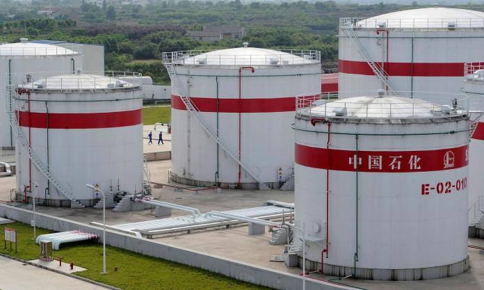 oil-sinpec48303490