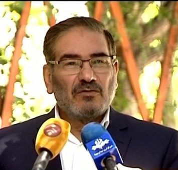 Ali Shamkhani. Reuters