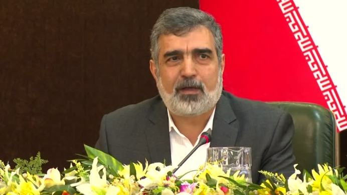 Behrouz Kamalvandi, spokesman for Iran's Atomic Energy Organisation. REUTERS