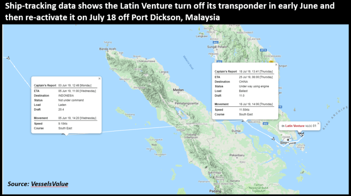 LatinVentureTransponder