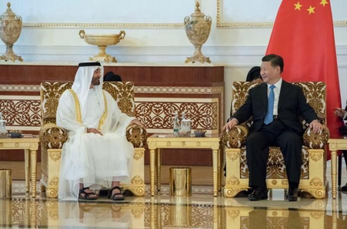 Mohammed-bin-Zayed-al-Nahyan-met-President-Xi-54534