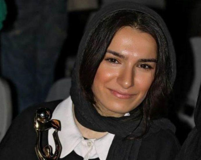 Nooshin Jafari. Source: Kayhan London