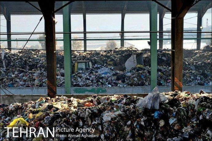 SOURCE: KAYHAN LONDON. Disposal Complex in Kahrizak