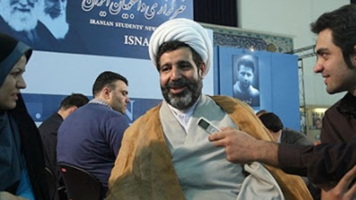 Gholamreza Mansouri.  Kayhan London