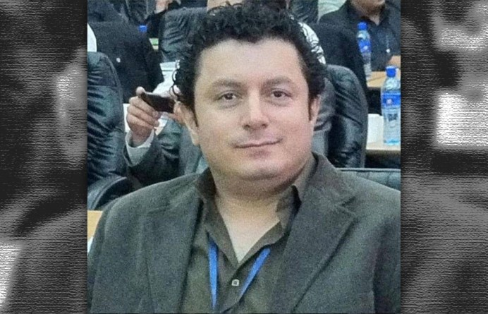 Shahin Naseri. Kayhan London./
